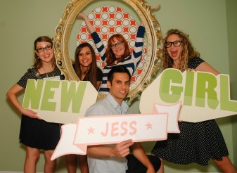 New Girl theme party